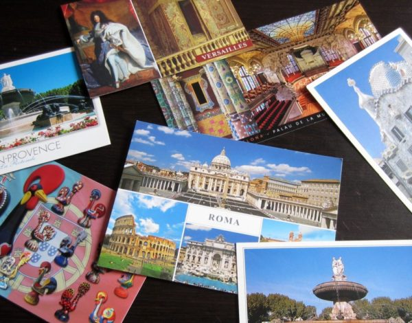 Co to jest postcrossing?